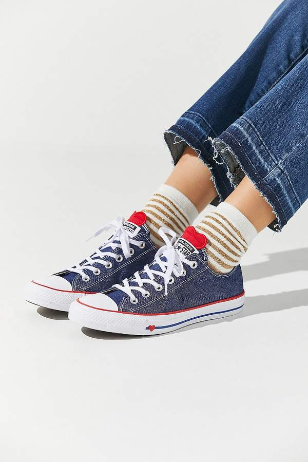 Clearance Womens Converse Chuck Taylor All Star Ballet Lace