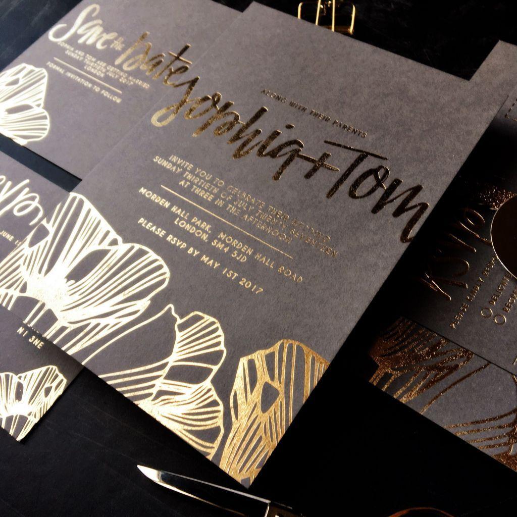 Bespoke Wedding Invitations London Elegant Bespoke Wedding Invitations London Custom Calligraphy