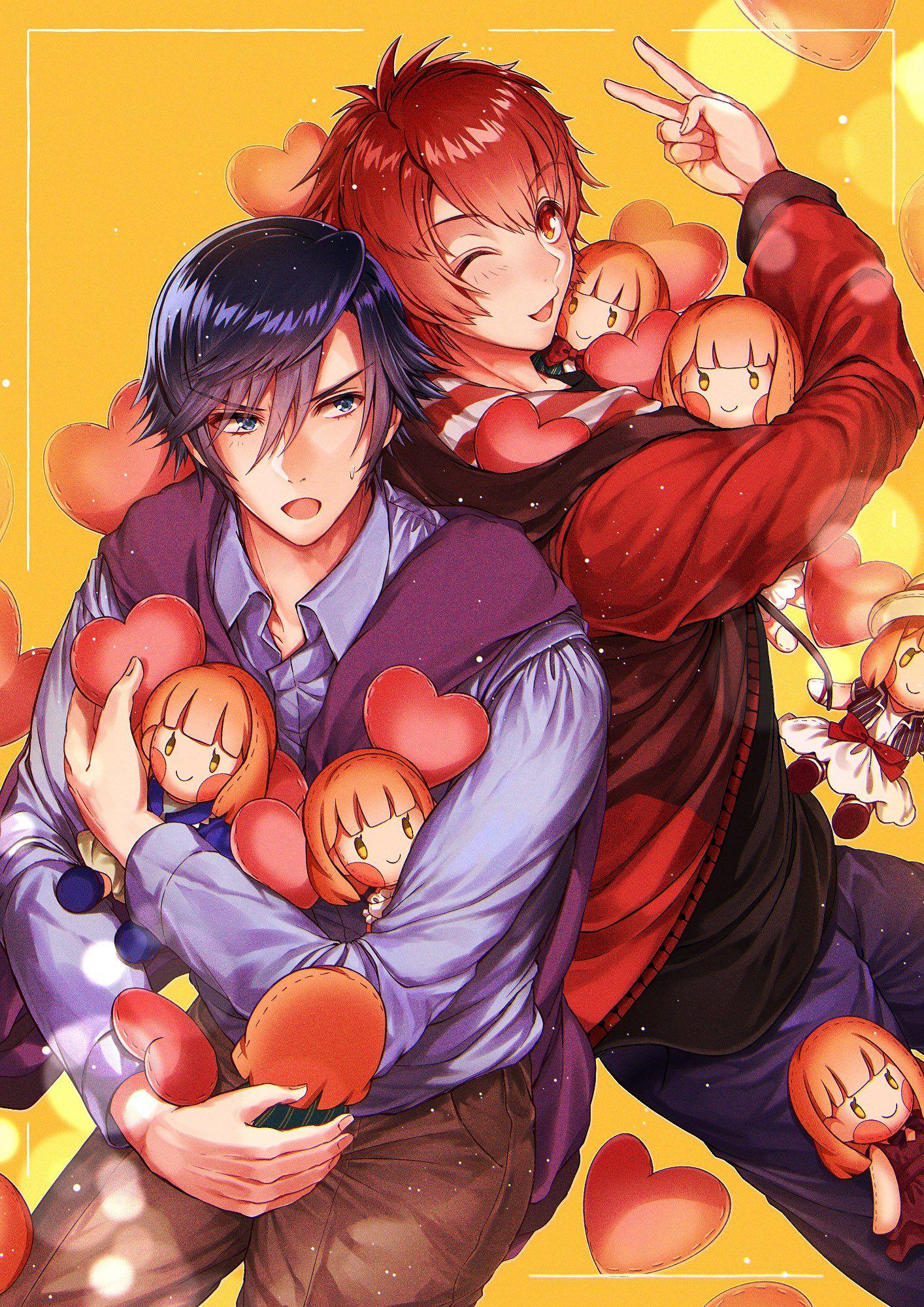 Anime image by joud on uta noprincesama character