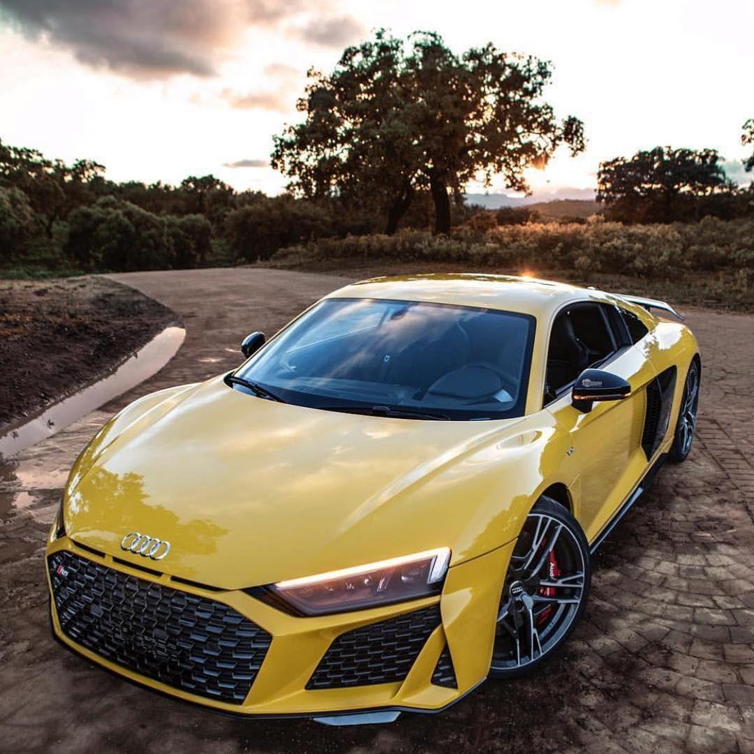 2019 Audi R8 Supercar Super Cars Audi Beautiful Cars
