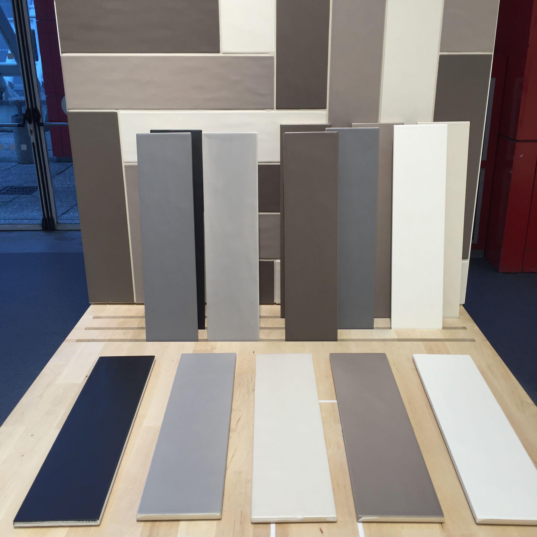 Tonalite collezione floor 40 10x40 7 colori matt tiles piastrelle ceramiche ceramica - Posa piastrelle parete ...