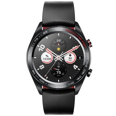 HUAWEI HONOR Watch Black Smart Watches Sale, Price