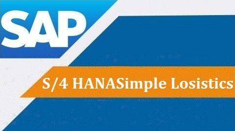 We Are Providing Sap Simple Logistic Online Training In Hyderabad