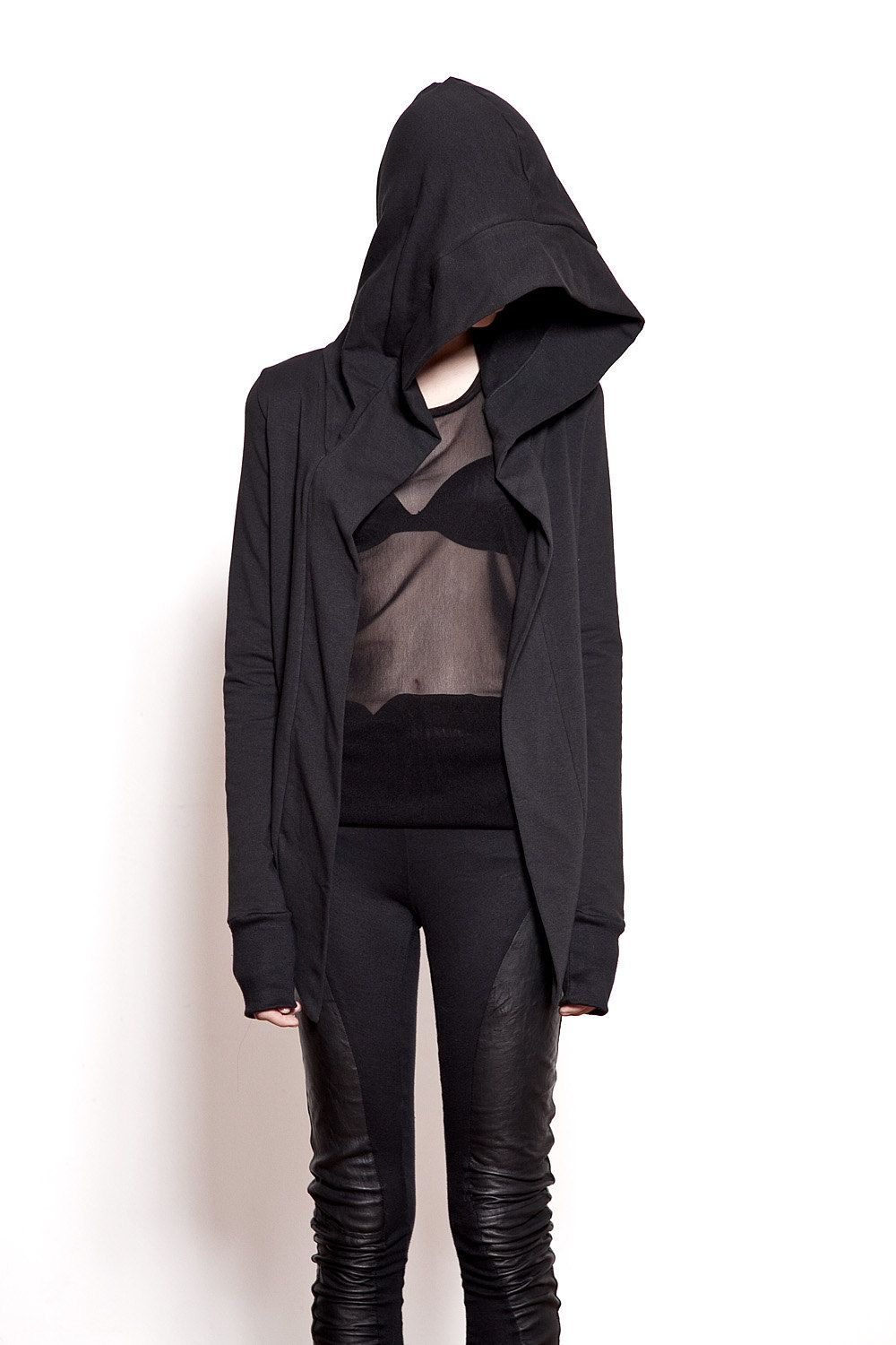 Large hood and such a cozy looking sweater. The Valhalla Hoodie from Ovate 00717e32e9d