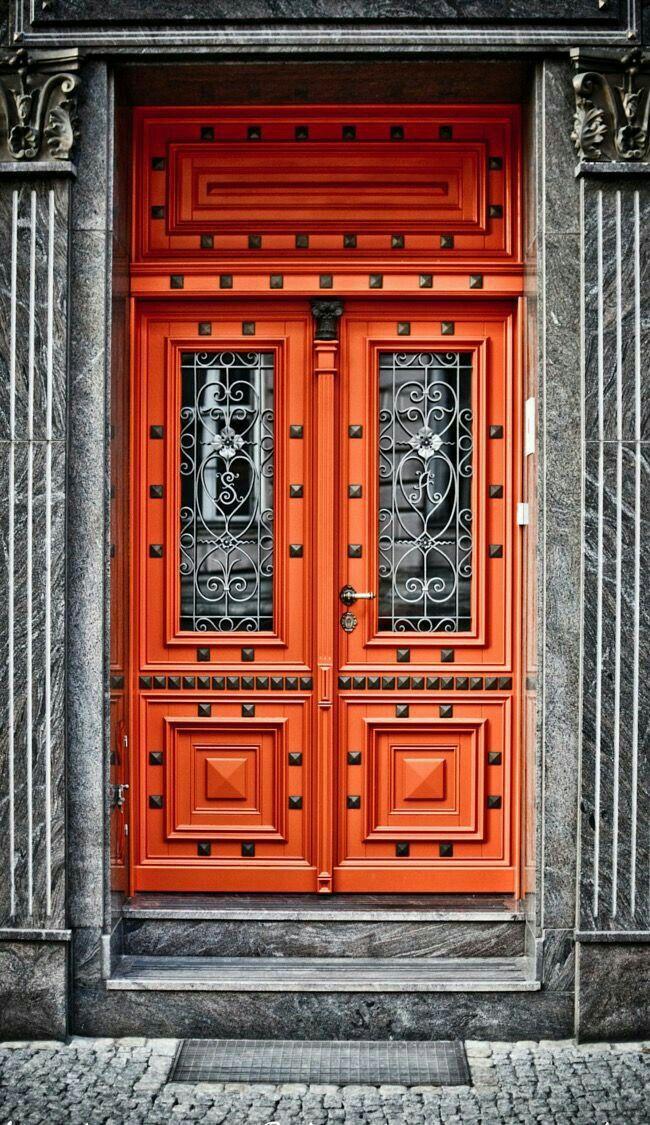 Épinglé par Léa sur Portes et fenêtres Pinterest Portes, The - peinture porte et fenetre