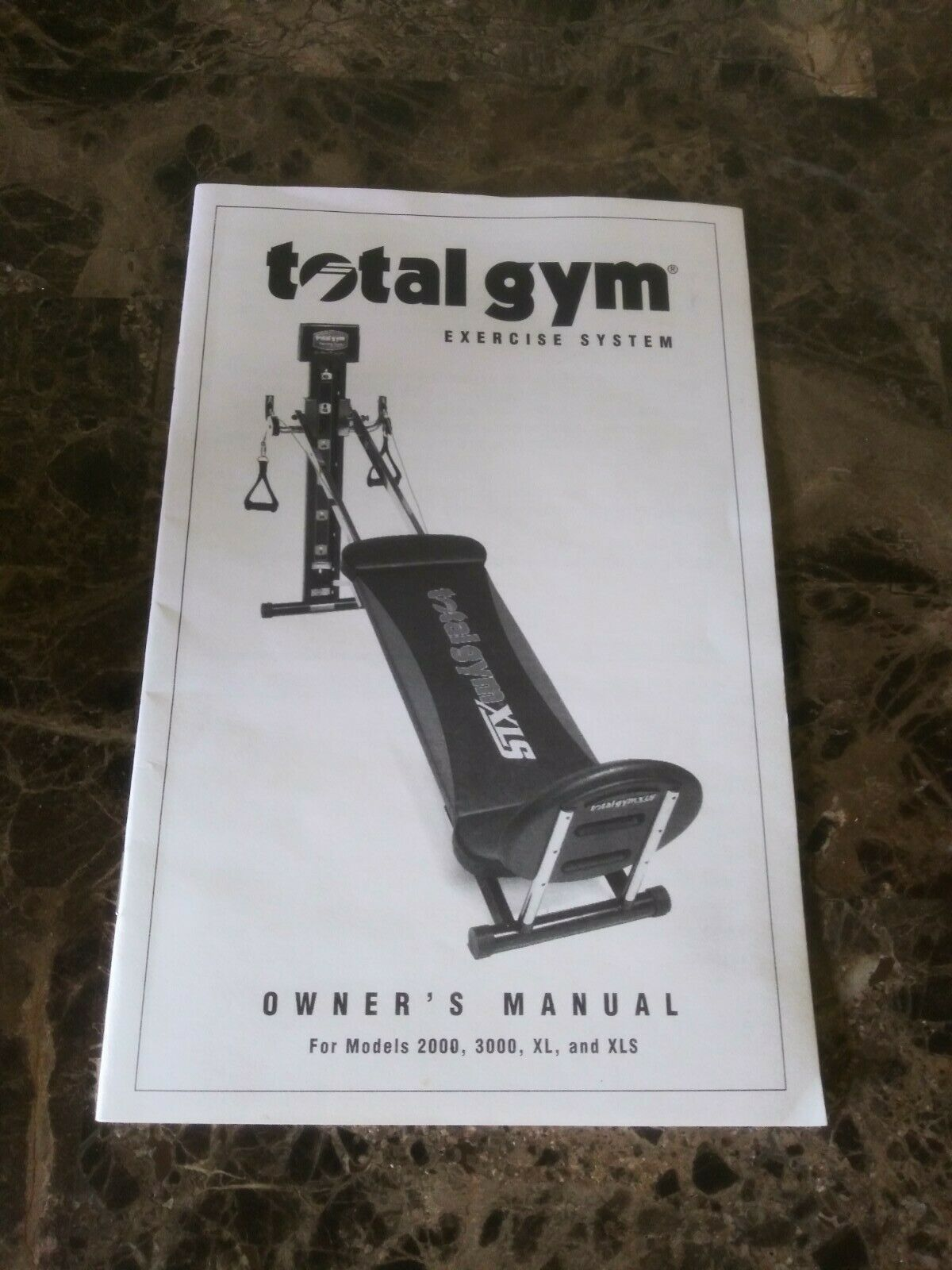 Official Total Gym Exercise System Owner S Manual For 2000 3000 Xl Xls Ebay Total Gym Gym Workouts Gym