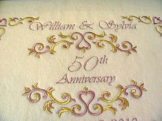 Image Result For Golden Wedding Embroidery Designs