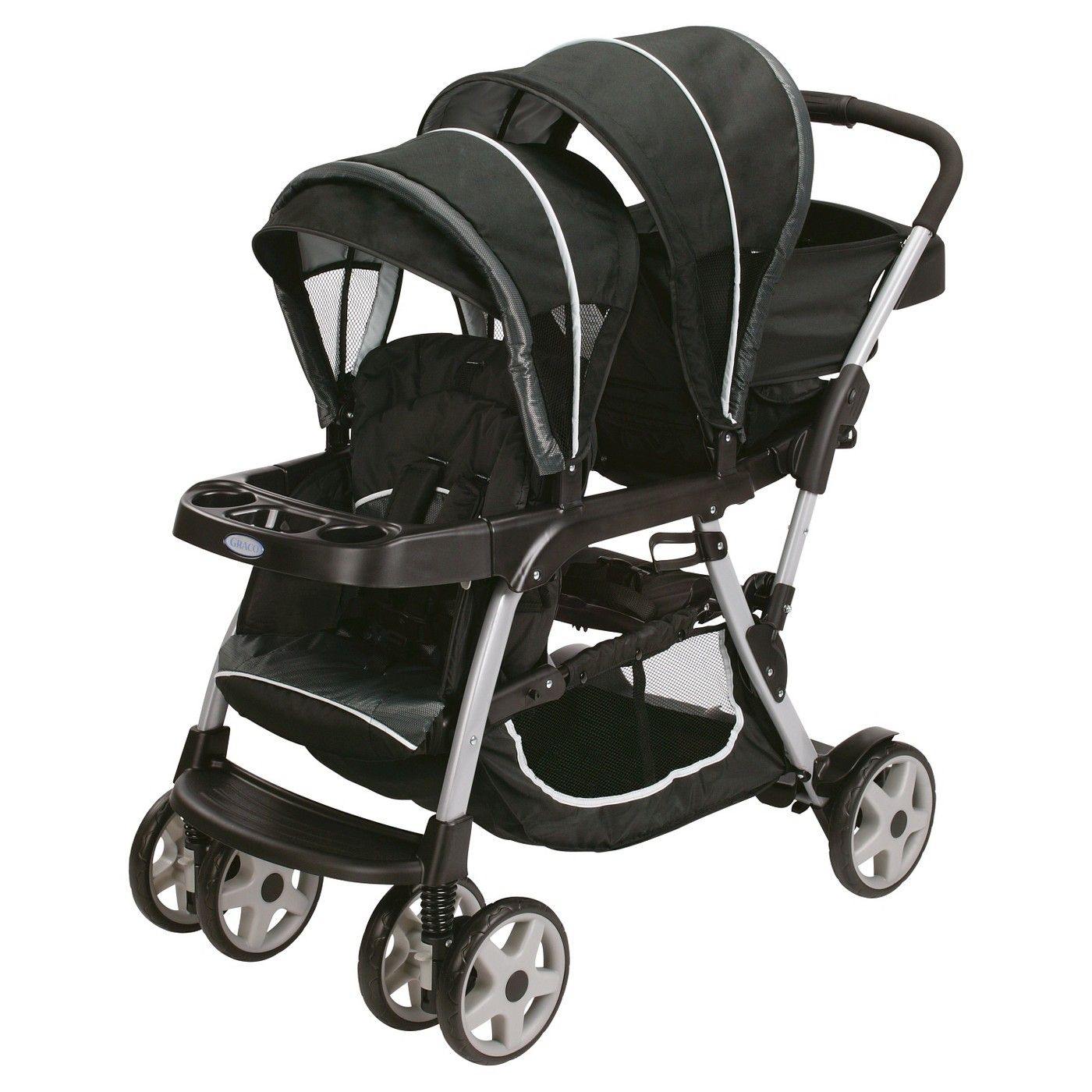 Graco Ready2Grow LX Double Stroller Coches para bebes