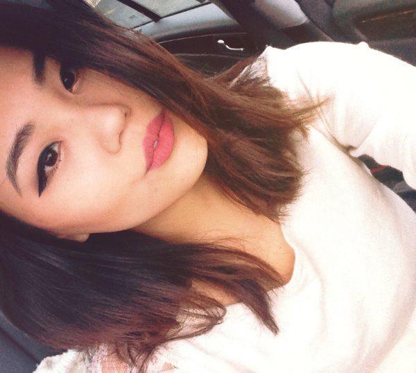 An Asian Woman Wonders
