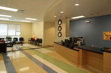 Interior Color Scheme Orlando Shenandoah Elementary School Design