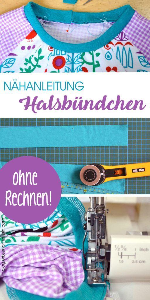 Photo of Näh-Tutorial: Nähen an der Manschette – Erbsenprinzessin-Blog – Näh-Tutorial Hals …