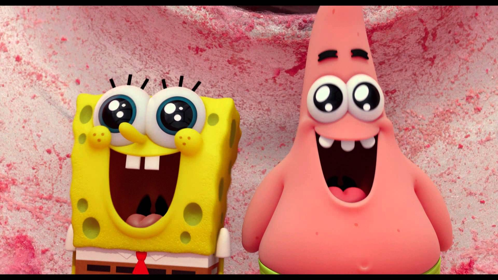 The Spongebob Movie Sponge Out Of Water Clip Cotton Candy