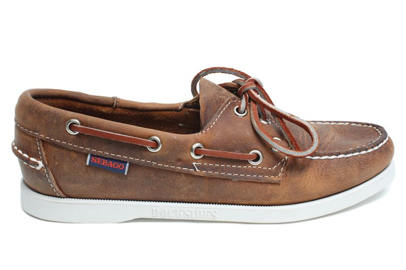 Sebago Docksides Features Boat Sole With Slip Resistant