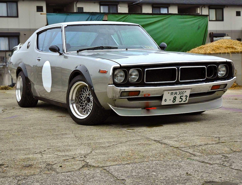 Skyline Skyline 2000 GT-R 1972   Nissan skyline, Japanese ...  1972 Nissan Skyline Jdm