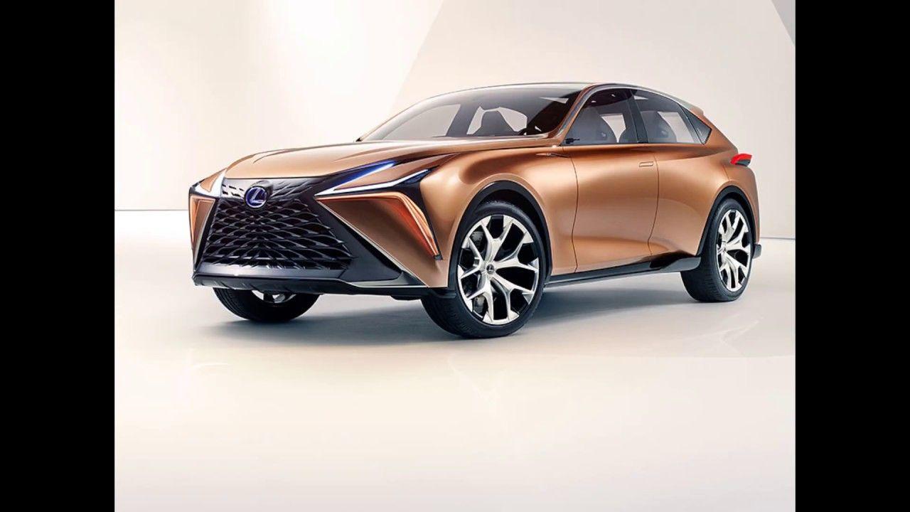 2020 Lexus LF1 sports design for modern SUV New lexus