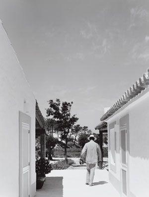 Jacques Grange's Portuguese Retreat
