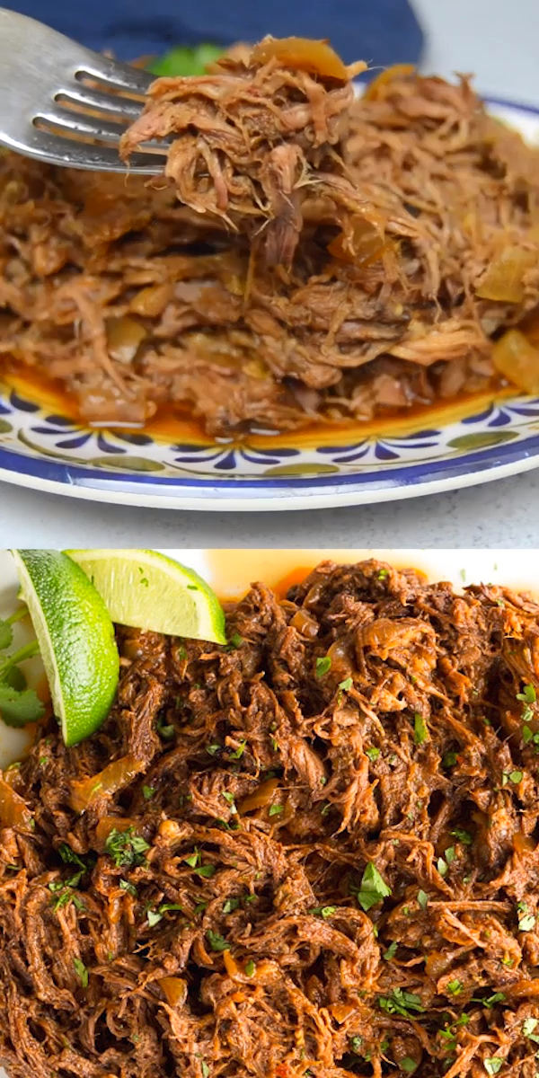Photo of SLOW COOKER MEXICAN SHREDDED BEEF