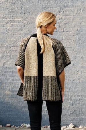 MARIAGER ~ kit from Hanne Falkenberg Denmark ~ all garter stitch and ...