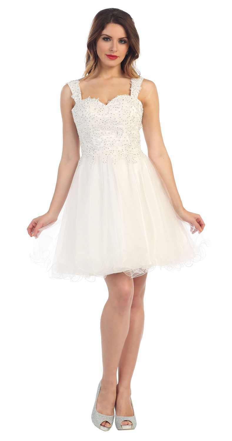 Awesome amazing thedressoutlet simple wedding short dress check