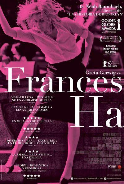 Frances Ha 2012 Frances Ha Film France Noah Baumbach