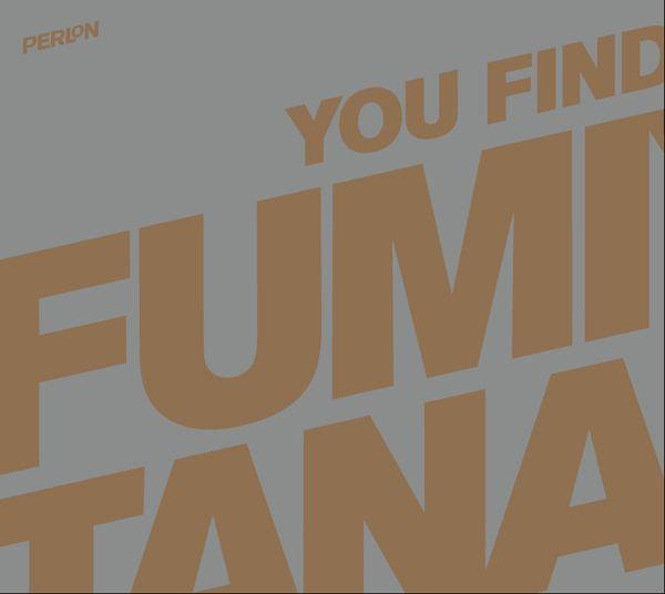 Fumiya Tanaka - You Find The Key