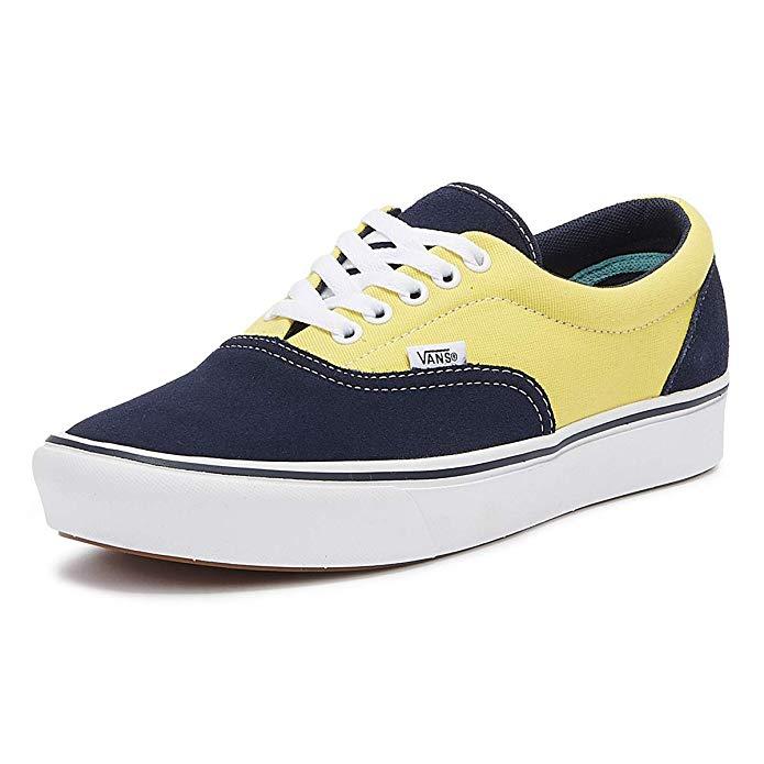 Vans Herren Sneaker ComfyCush Era Dress Blue Aspen Gold