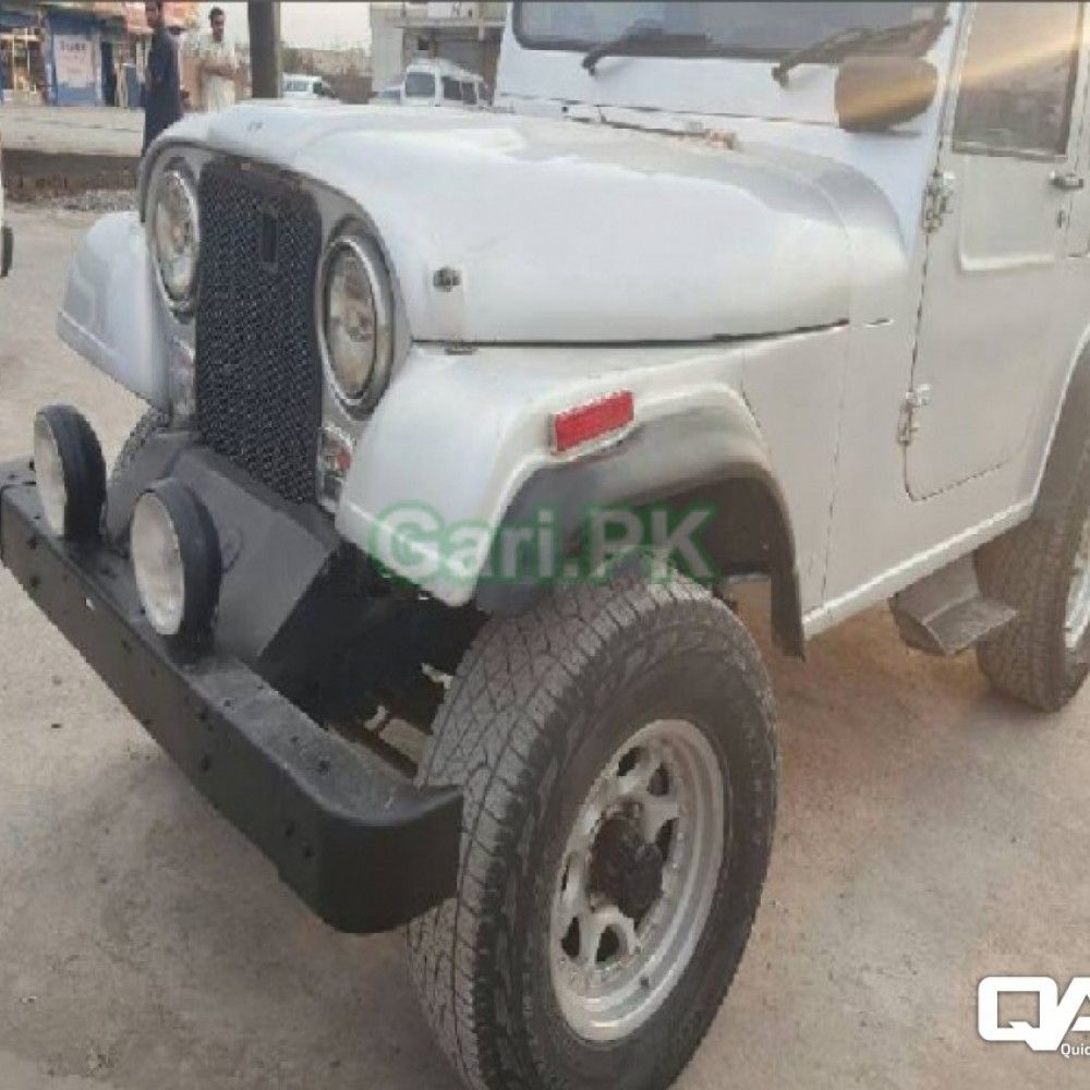 Jeep Other 1986 For Sale In Peshawar Peshawar Buy Sell