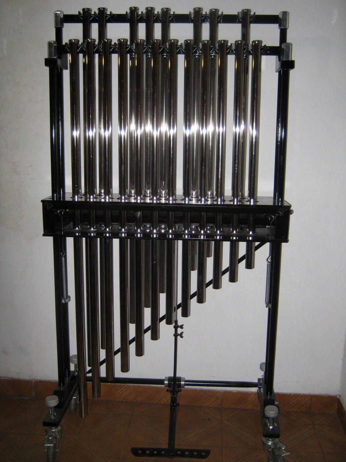 campanas tubulares