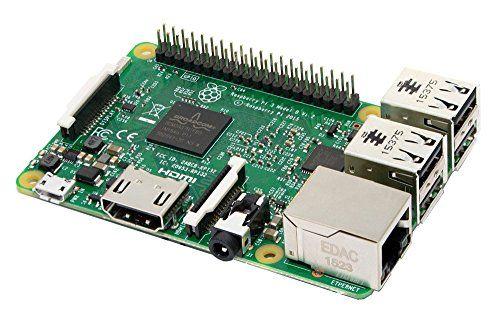 Raspberry Pi 3 Model B Motherboard Computers Rasberry Pi
