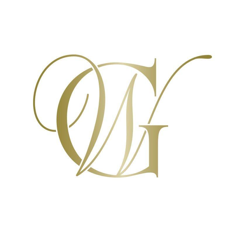 Wedding Gobo Monogram Gobo Lighting Wedding Monogram Wg Initials Gw Initials In 2020 Wedding Logo Monogram Monogram Wedding Wedding Logos
