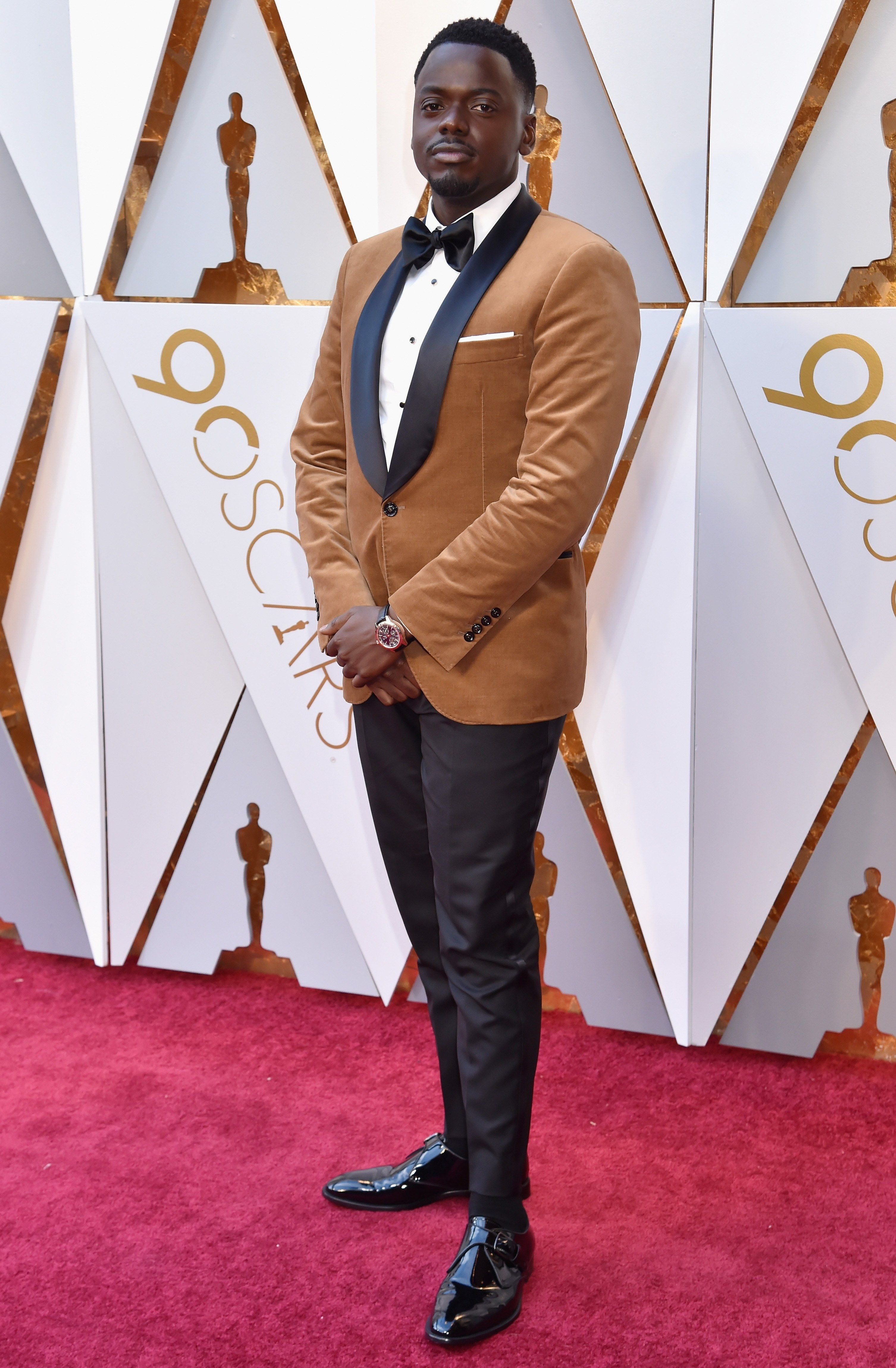Jacket bomber stunning on the red carpet foto