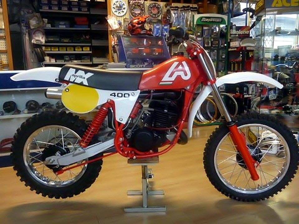 Aprilia yamaha 400cc 1979 moto da cross anni 39 70 39 80 for Yamaha 400cc motorcycle