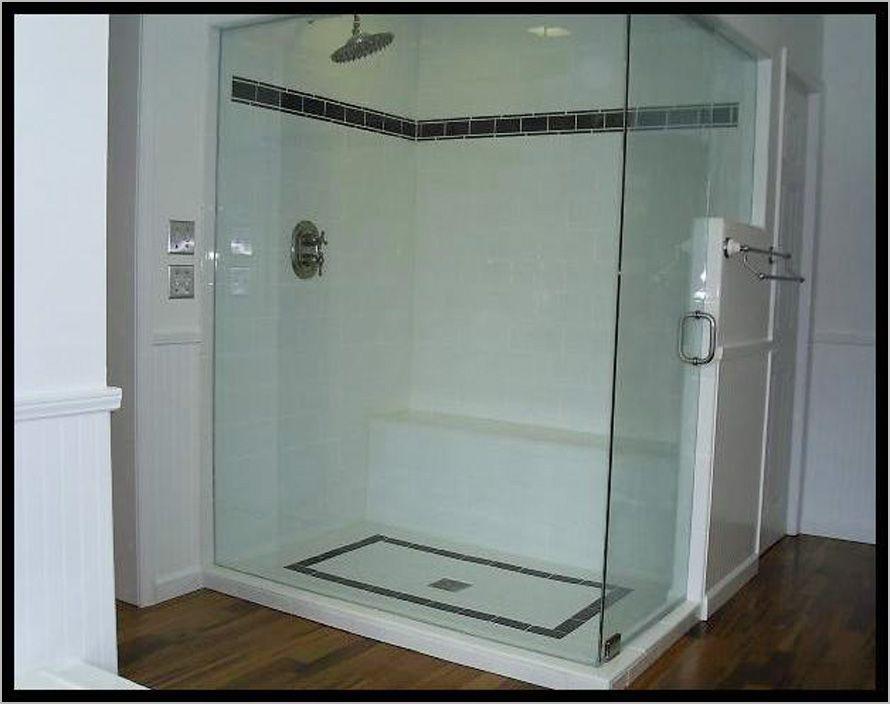 prefabricated shower walls | Design | Pinterest | Cabin bathrooms ...