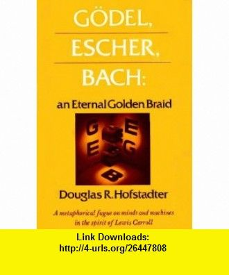 Godel Escher Bach An Eternal Golden Braid Ebook