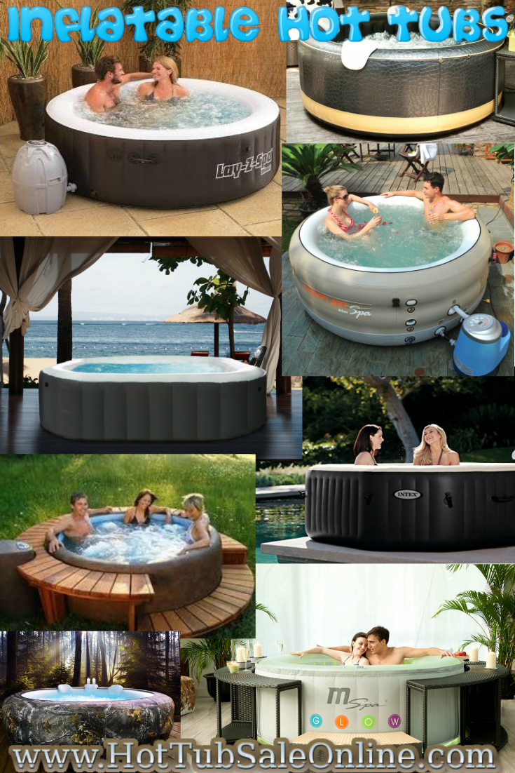 Read our inflatable hot tub reviews to help you decide which ...