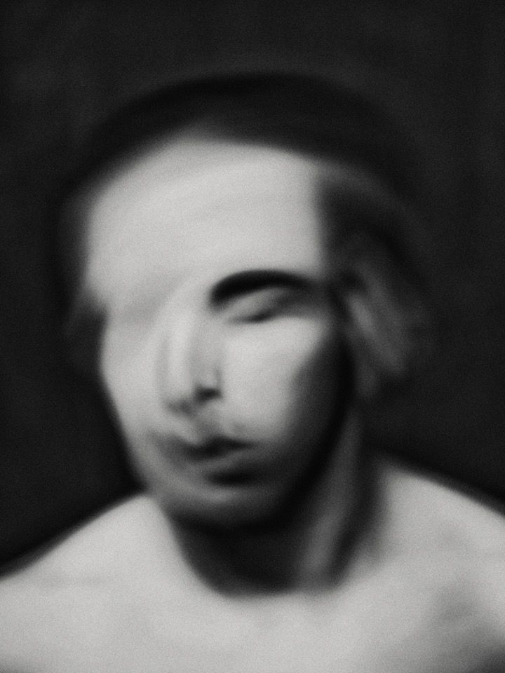 Selfportrait Bastiaan Woudt