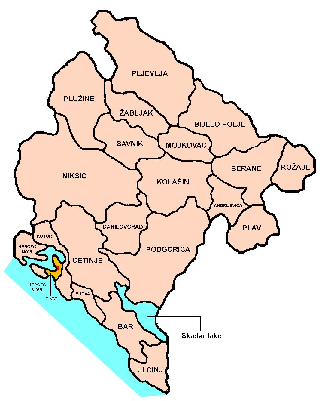 wetter kotor montenegro