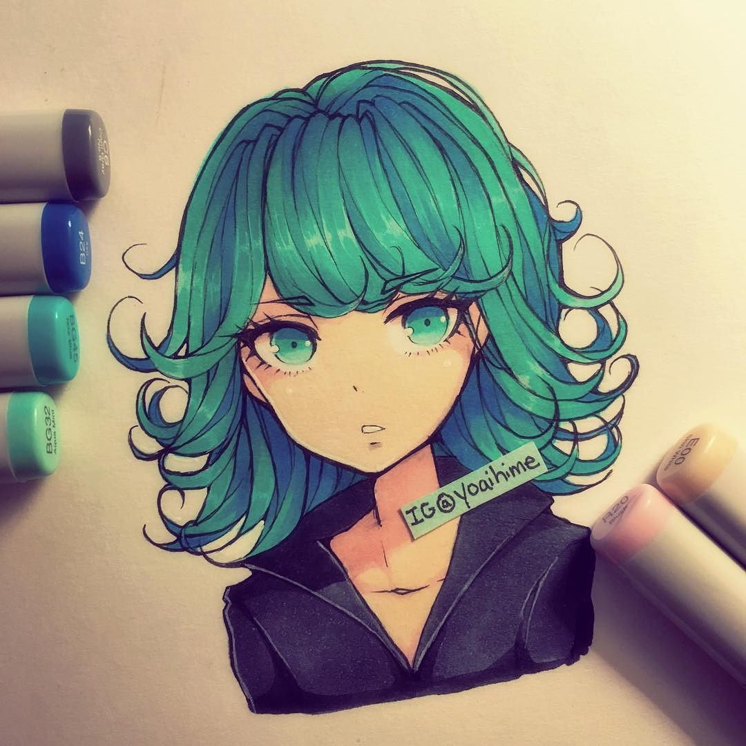 anime hair color ideas