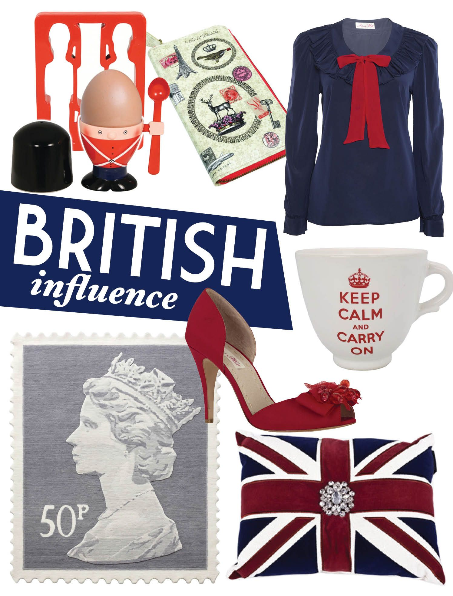 Constantly Inspired By All Things British