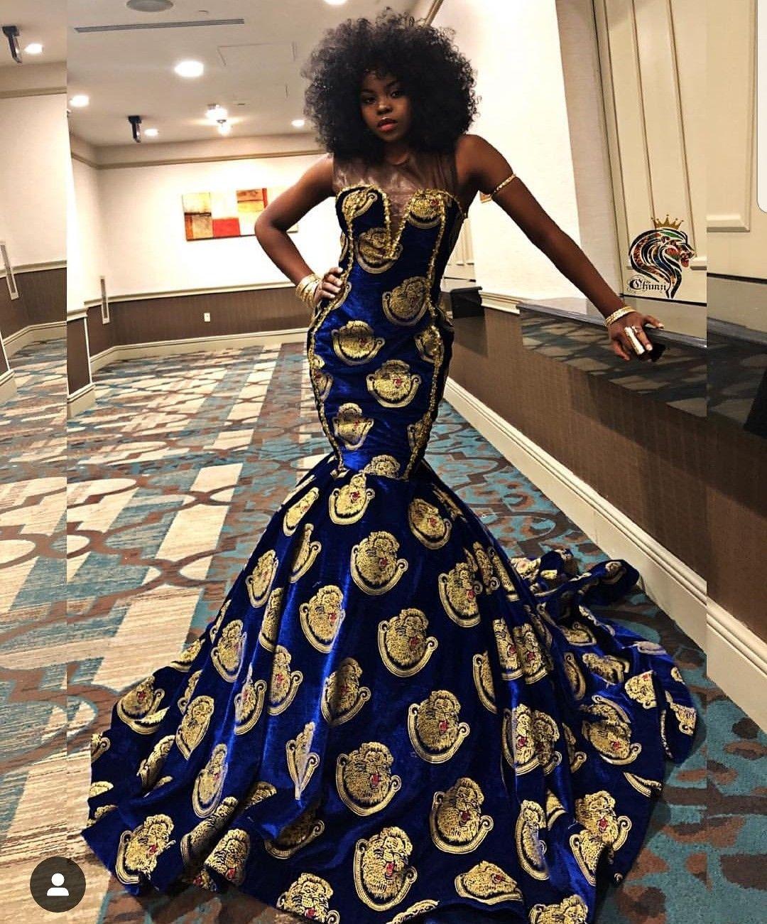 Quistt Elegant Dress; African Prom Dress; ankara; African dresses for women; African clothing for women; Ankara; African