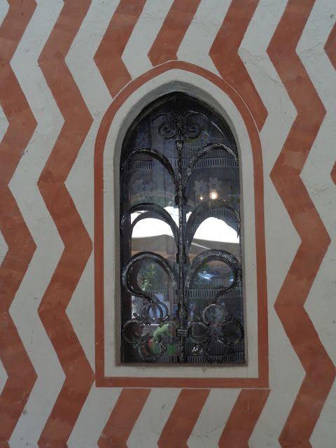 Finestra a Grazzano Visconti