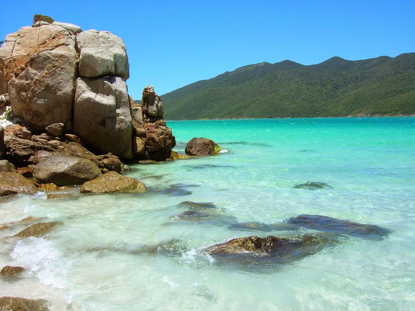 Praia Do Farol Em Arraial Do Cabo Rj Com Imagens Ferias Dos