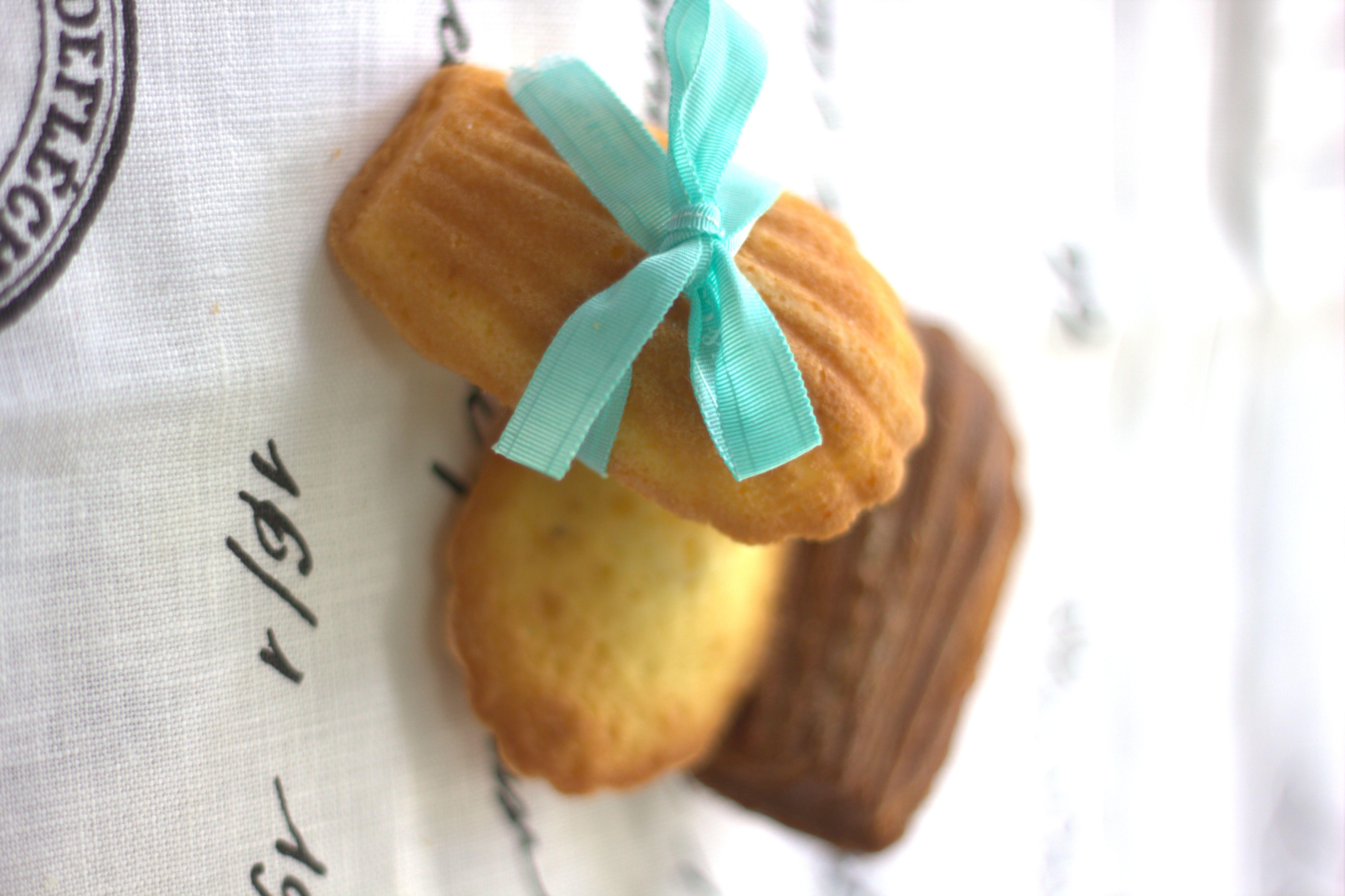 Madelein 瑪德蓮蛋糕