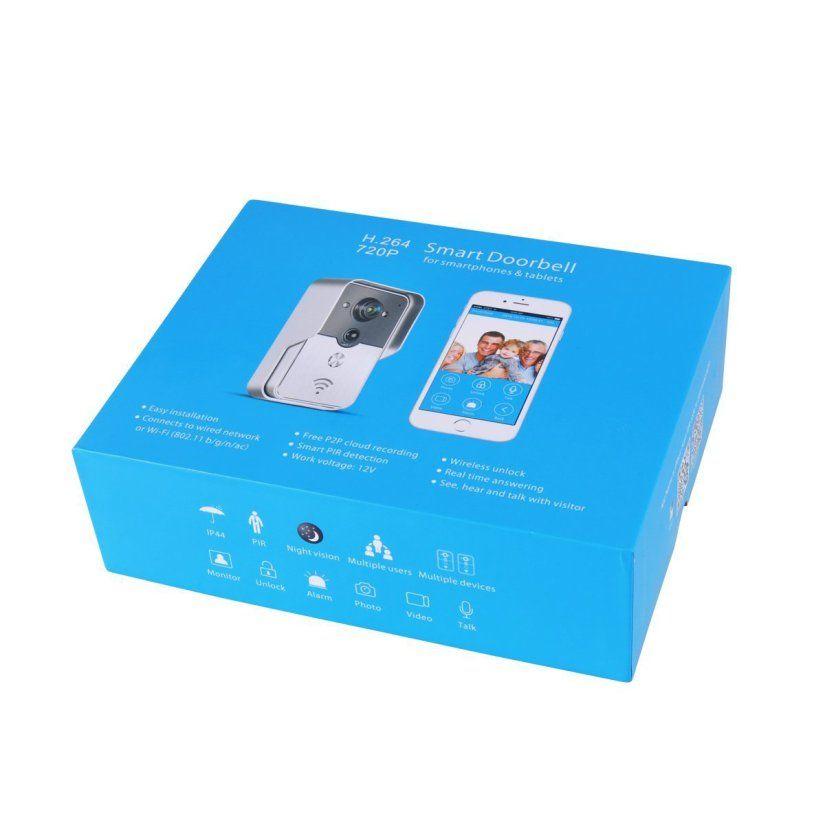 smart doorbell | Video Dooorbell | Pinterest | Ip camera, Wifi and ...