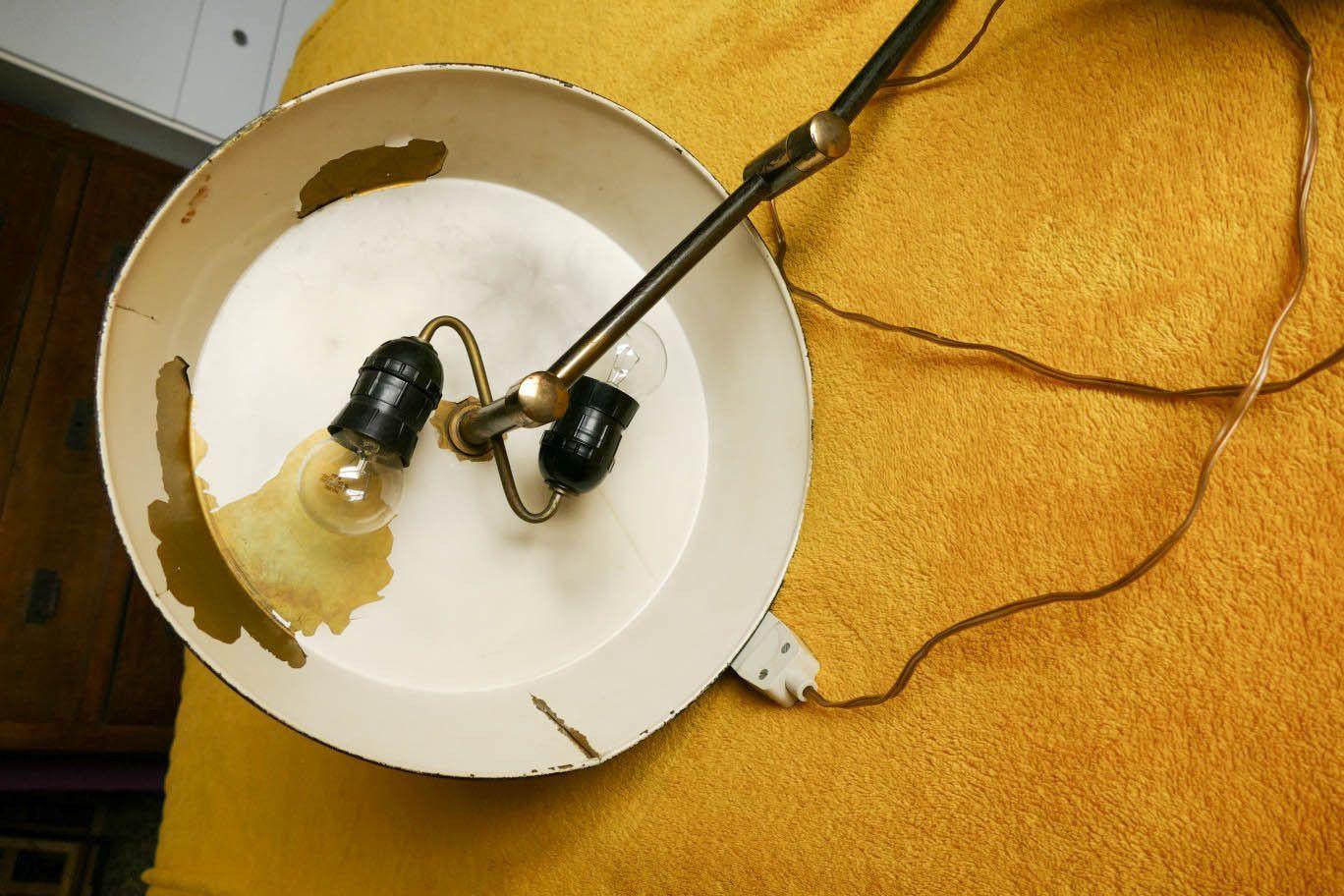 Tavolo anni ~ Lampada ministeriale da tavolo anni 40 2 lampade da tavolo
