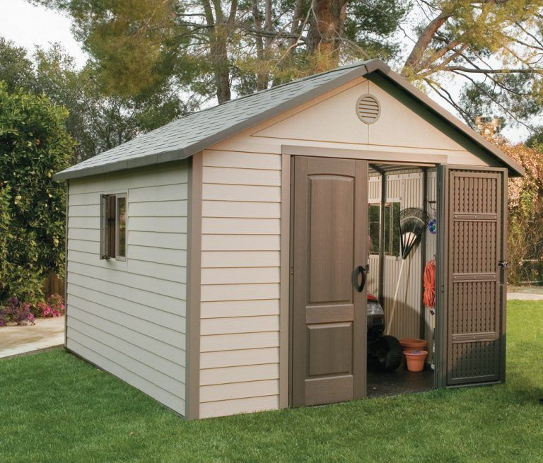 lifetime sheds come in a whole range of different shapes and sizes to suit most storage - Garden Sheds With A Difference