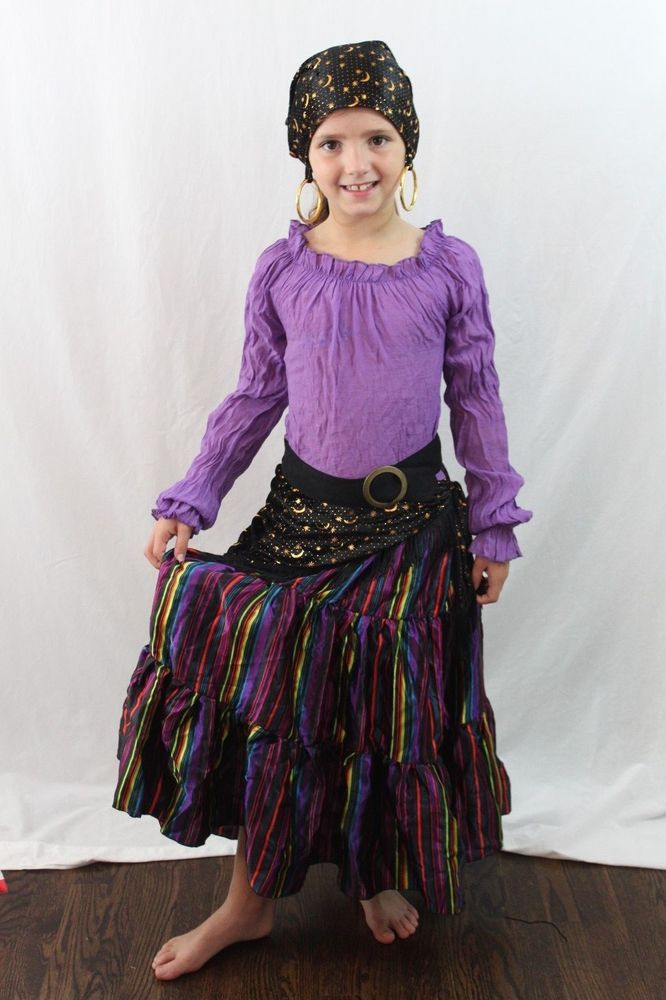 Fancy Fortune Teller Gypsy Girl Halloween Boutique Halloween Costume + Acc NEWu2026  sc 1 st  Pinterest & Fancy Fortune Teller Gypsy Girl Halloween Boutique Halloween Costume ...