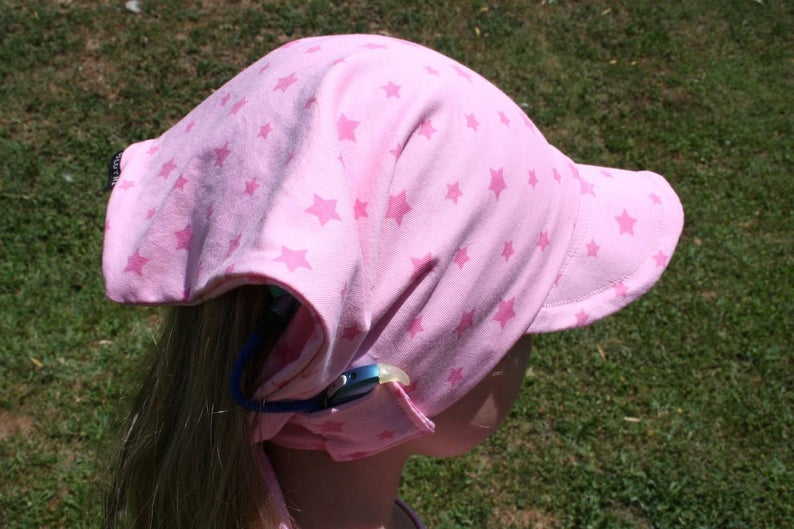 baby/Child cap for cochlear implant - CI Headbands