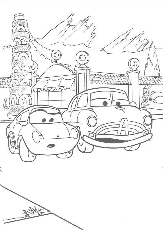 cars 21 ausmalbilder für kinder malvorlagen zum