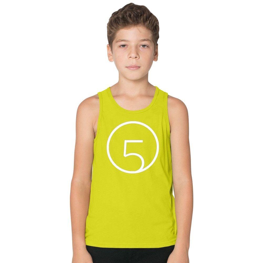 Fifth Harmony Logo Kids Tank Top